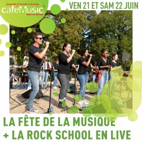 190621-22 - FETE DE LA MUSIQUE + ROCK SCHOOL - LOW