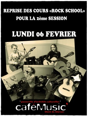 AFFICHE. 2ème session