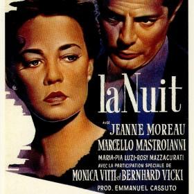 La Nuit, un film de Michelangelo Antonioni
