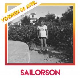 SAILORSON carré insta