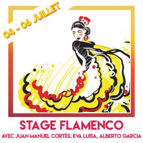 STAGES FLAMENCO QUARTIER carré insta