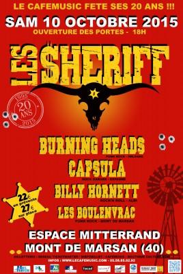 affixhe sheriff