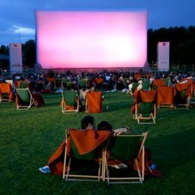 cine plein air