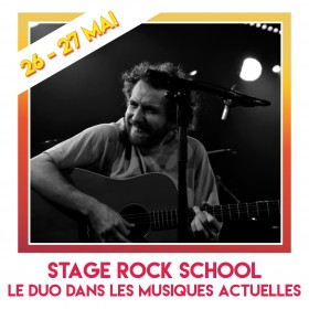 stage rock school 1 carré insta