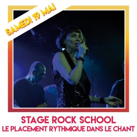 stage rock school 3 carré insta